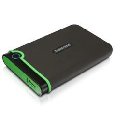 Transcend 外付けHDD 1TB TS1TSJ25M3(USB3.0対応・LEDインジケーター付き)