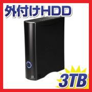 Transcend 外付けHDD 3TB TS3TSJ35T3(USB3.0対応・3TB)