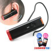 ヘッドセット(スカイプ対応・Bluetooth接続・2台同時待受・スマートフォン対応)