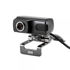 WEBカメラ(高画質500万画素・ブラック)