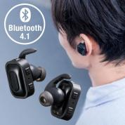 Bluetoothイヤホン(完全ワイヤレスイヤホン・True Wireless・コンパクト・左右ワイヤレス)