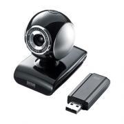 WEBカメラ(ワイヤレスタイプ・CMOS30万画素)